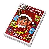 Naughty Christmas Elf Jumbo Snap Card Game