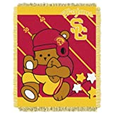 NCAA USC Trojans Baby Blanket by The Northwest Company