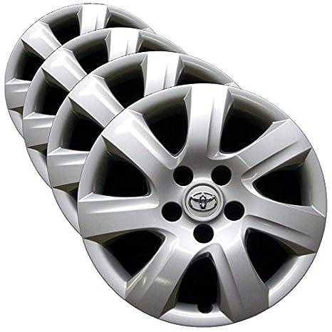 OEM genuino Toyota Rueda – Juego de funda nórdica (fábrica de repuesto tapacubos para Camry