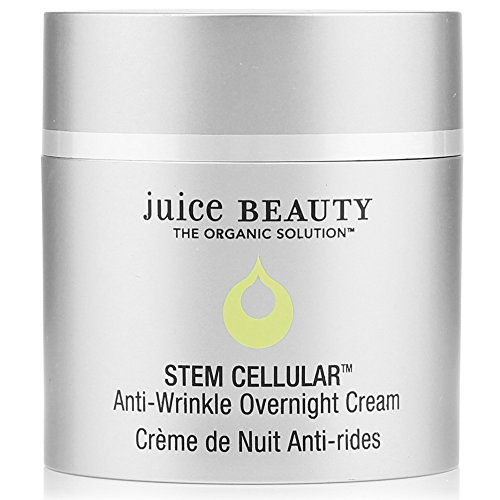Stem Juice - Juice Beauty Stem Cellular Anti-Wrinkle Overnight Cream, 1.7  Fl Oz