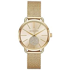 Michael Kors Reloj Analogico Para Mujer De Cuarzo Con