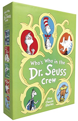 Who's Who in the Dr. Seuss Crew: A Dr. Seuss Boxed Set (Classic -