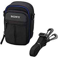 Sony LCSCSJ Soft Carrying Case for Sony S, W, T, and N Series Digital Cameras