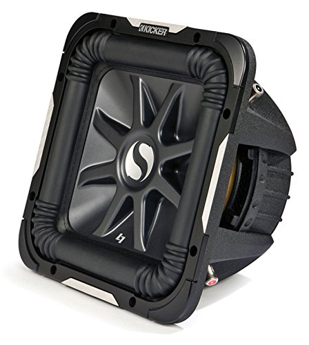 Kicker 11S10L74 Solo Baric 10in L7 Subwoofer S10L7 Sub (Renewed)