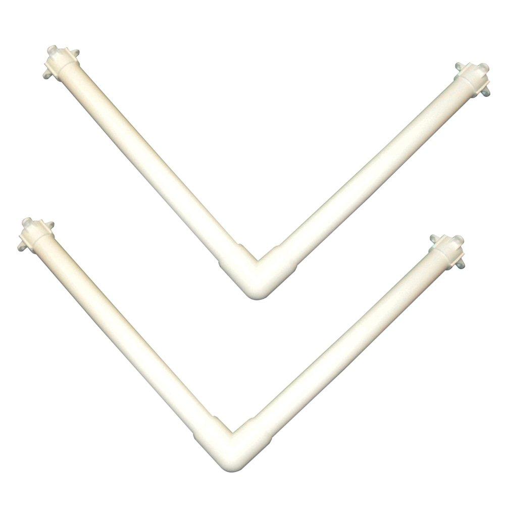 MJM International 7008-2 Ball Rack, 2 fl oz, 2'' Height x 19.5'' Length x 19.5'' Width (Pack of 2)