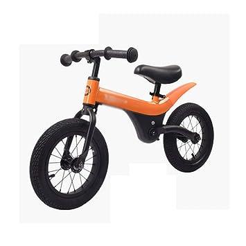 AA-SS-Balance Bikes Kids Equilibrio del Carro 2-6 años de Edad