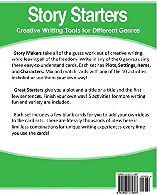 Amazon com: Story Starters: Creative Writing Tools for
