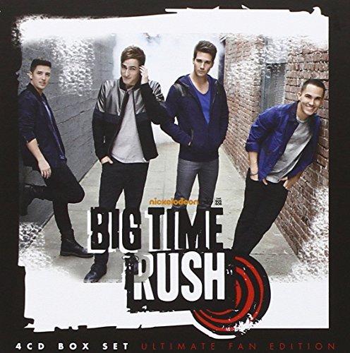 Free BIG TIME RUSH 4CD BOX SET - ULTIMATE FAN