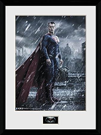 1art1 Wonder Woman Teaser Gerahmtes Poster F/ür Fans Und Sammler 40 x 30 cm