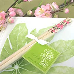 Cherry Blossom Chopsticks - Set of 2 Chopsticks