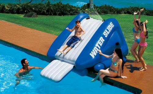 Kool Splash Inflatable In Ground Pool Waterslide In The Uae See Prices Reviews And Buy In