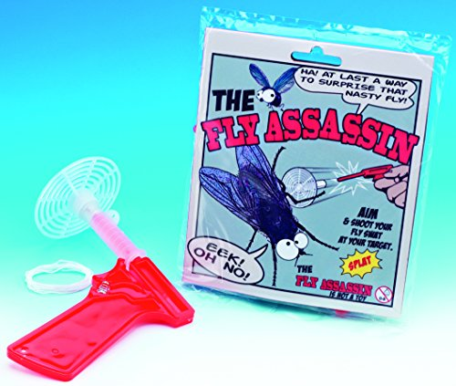Boxer Gifts The Fly Assassin Aim & Shoot Your Fly Swat At Your Target