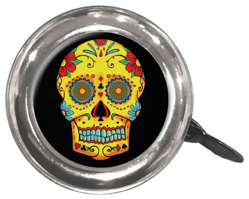 Clean Motion Sugar Skull Bell ()