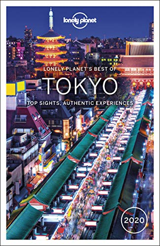 Lonely Planet Best of Tokyo 2020 (Travel Guide)