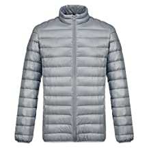 Arctic Residents Men's Packable down jacket