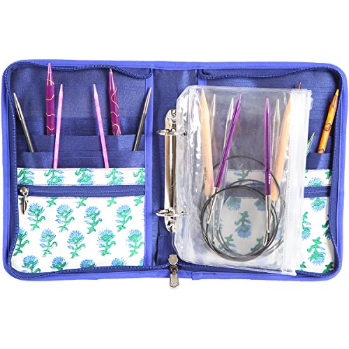 Knitter's Pride Glory Fixed Circular Needle Case-