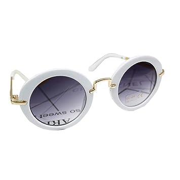 Amazon.com: Gafas de sol para chica o niño, cambia de color ...