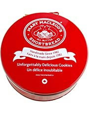 Large Red Tin of Traditional Shortbread Cookies