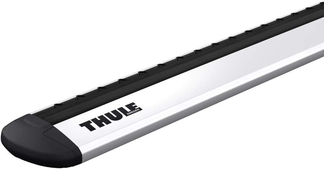 Q7 2015 Thule Evo WingBars Roof Rack Rail Bars Lockable onwards