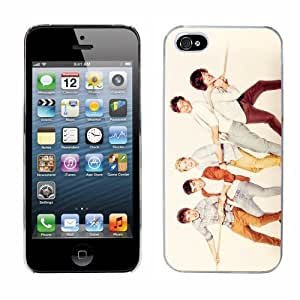 One Direction 1d Case Fits Iphone 5 Cover Hard Protective Skin 1 for Apple I Phone Harry Liam Zayn