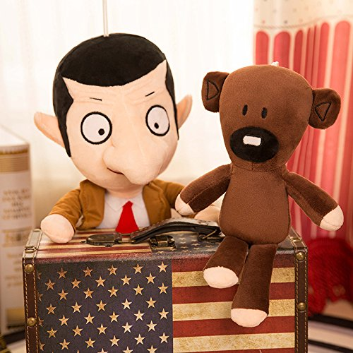 Plush Bear Mr Teddy Bean (2PCS/SET Funny 11