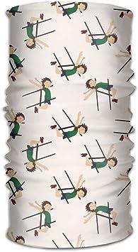 Hombres Mujeres Deporte Salto alto Atleta Pañuelo diario ...
