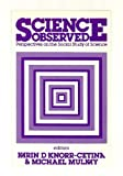 img - for Science Observed: Perspectives on the Social Study of Science book / textbook / text book