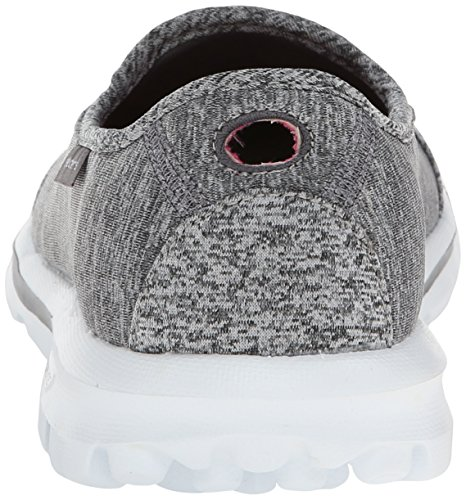 Skechers Performance Women's Go Walk Lead Memory Foam Slip-On Walking Shoe Gray sale Cheapest buy cheap classic genuine cheap online official cheap price latest collections online G2wTMC8t
