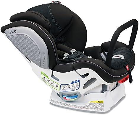 Britax Advocate ClickTight Anti-Rebound Bar Convertible Car Seat - 3 Layer Impact Protection - Rear & Forward Facing - 5 to 65 Pounds, Circa