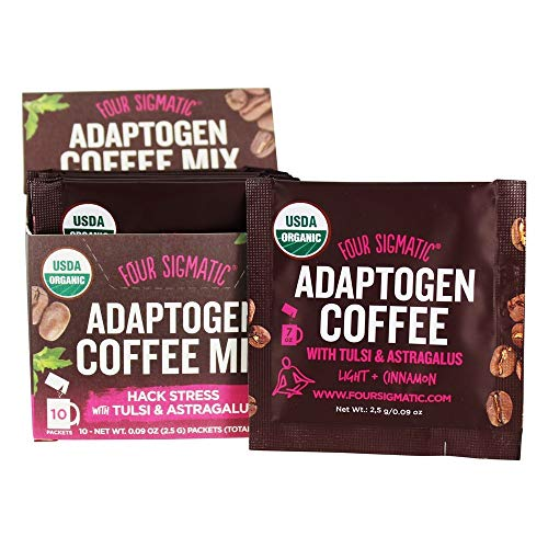 Four Sigmatic Adaptogen Coffee Astragalus product image