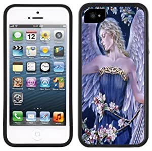 Angel Handmade iPhone 5C Black Case