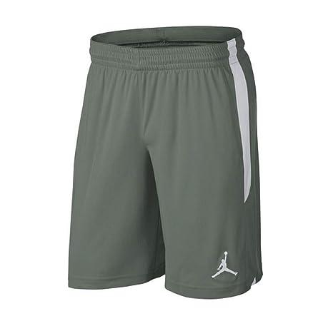 Nike 23 Alpha Dry Knit Short Shorts de Baloncesto, Hombre: Amazon ...
