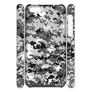 Camouflage Phone Case For Iphone 4/4s [Pattern-2]