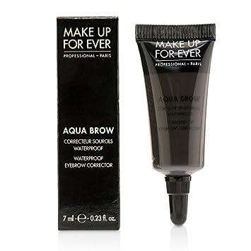 Make Up For Ever Aqua Brow – Waterproof Eyebrow Corrector 40 – Brown Black