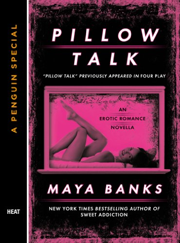 Pillow talk a penguin special from berkley kindle edition by pillow talk a penguin special from berkley by banks maya fandeluxe Gallery