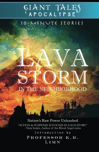Image of Amazon book, Lava Storm In the Neighborhood