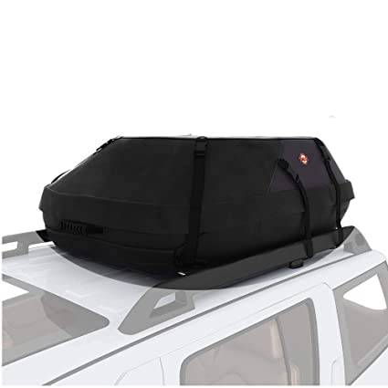 d94e766536 Image Unavailable. Image not available for. Color  Car Top Carrier 20 Cubic  Feet Waterproof Roof Top Cargo Bag ...