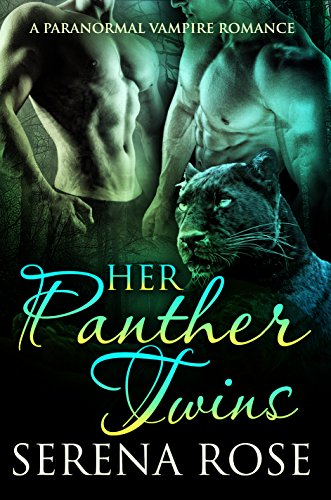 Her Panther Twins: A Paranormal Menage Romance by [Amor, Maria]