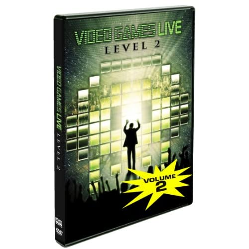 Video Games Live Level 2 (DVD)