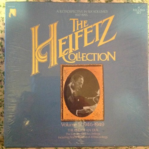 The Heifetz Collection, Vol. 5: 1946-1949
