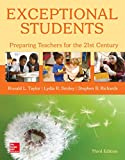 Looseleaf for Exceptional Students: Preparing Teachers for the 21st Century