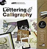 Creative Lettering & Calligraphy Kit for Art Enthusiasts (Art School)