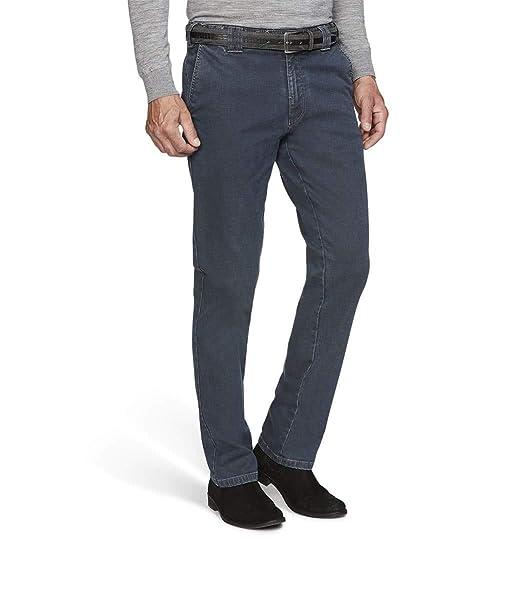 Jeans Oslo Tone 452617 Uomo Pantalone Meyer Blu Denim Invernali Two CBxtshoQrd