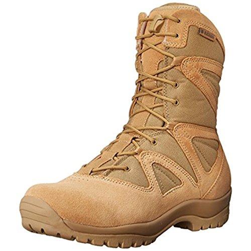 Blackhawk  Mens Ultralight Suede Tactical Boot  Tan  5 5 M Us