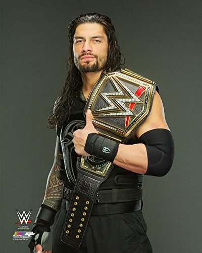 Roman Reigns - WWE 8x10 Photo (world heavyweight champion)
