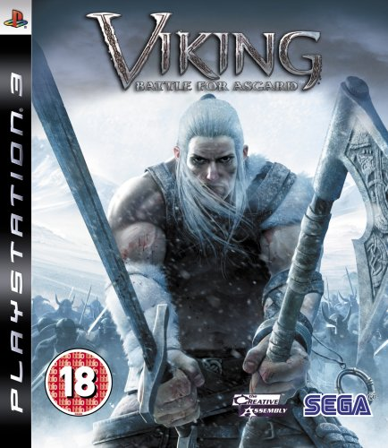 PS3 Viking: Battle of Asgard