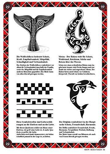 Und maori bedeutung zeichen Maratumi
