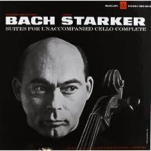 Bach-6 Solo Cello Suites (Vinyl)