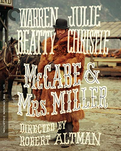McCabe & Mrs. Miller (The Criterion Collection) [Blu-ray] (Designer Classic Pieces)