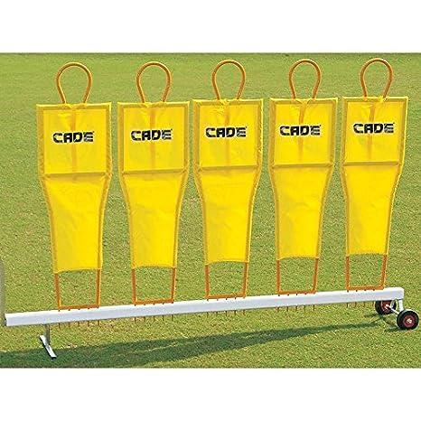 Barrera Fútbol para entrenamiento, 5 Jugadores 180 cm Alto ...